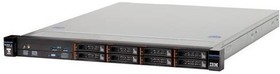"Сервер Lenovo System X x3250 M5 1xE3-1241v3 1x4Gb x8 2.5"" SAS/SATA RW H1110 1G 2P 1x460W 3Y Onsite ( [5458ekg]"