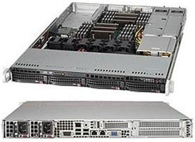 "Платформа SuperMicro SYS-6018R-WTR 3.5"" C612 1G 2P750W"