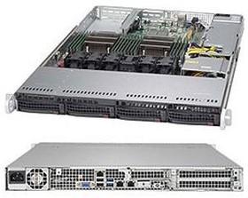 """Платформа SuperMicro SYS-6018R-TDW 3.5"""" С612 1G 2P 1x600W"""