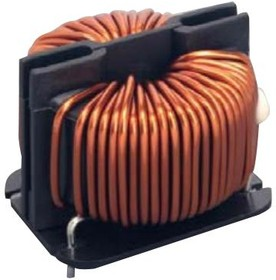 SCR31B-105-1R4A055JH, Choke, Common Mode, 5.5 mH, 10.5 A, 500 VAC, Radial Leaded, SCR31 Series