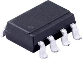 Фото 1/2 TLP521-2GBSM, Опто транзистор x2, 2.5кВ, 55В, 0.05А Кус=100...600% NBC [SMD-8]