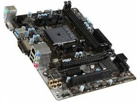 Материнская плата MSI A68HM-P33 V2 Socket FM2+, mATX, Ret