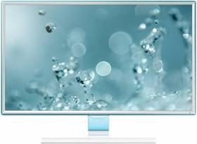 """Монитор ЖК SAMSUNG S24E391HL """"R"""", 23.6"""", белый и белый/голубой [ls24e391hlo/ru]"""