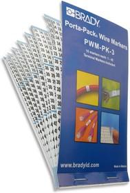 PWC-PK-3 кабельные маркеры