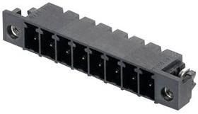 1862630000, Стандартная клеммная колодка, 8 контакт(-ов), 3.81 мм, Клеммная Колодка, на Печатную Плату
