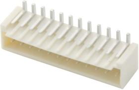 87437-1443, Разъем типа провод-плата, 1.5 мм, 14 контакт(-ов), Штыревой Разъем, Pico-SPOX 87437 Series
