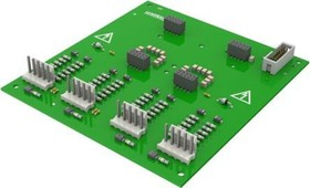 Board 2 generic SKYPER 42 R, Плата-адаптор для SKYPER IGBT драйверов