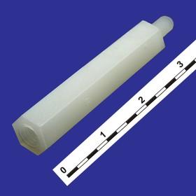 HTS-330, Стойка пластмассовая для печатных плат 30мм