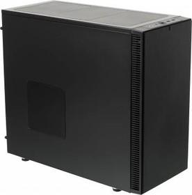Корпус ATX FRACTAL DESIGN Define S, Midi-Tower, без БП, черный