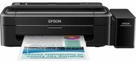 Принтер EPSON L312, струйный, цвет: черный [c11ce57403]