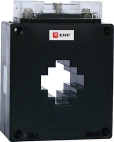 Фото 1/3 Трансформатор тока ТТЭ 30 250/5А кл. точн. 0.5S 5В.А EKF tc-30-250-0.5S