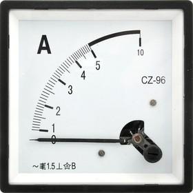 Амперметр 5А 50гц (96х96)