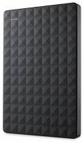 Внешний жесткий диск SEAGATE Expansion Portable STEA2000400, 2Тб, черный