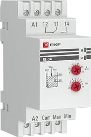 Реле уровня RL-SA (универс. 1 или 2 ур.) EKF rl-sa