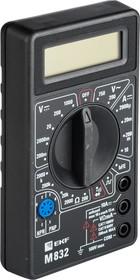 Мультиметр цифровой M832 Master EKF In-180701-bm832