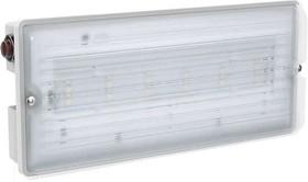 Светильник Compact Advanced 2Вт IP65 3ч аварийно-эвакуационный VARTON V1-EM-00432-01A01-6500265