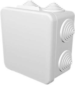 Коробка распр. ОП 100х100х55 IP54 бел. ГУСИ С3В108 Б Евро