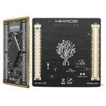 Фото 2/2 MIKROE-3474, Add-On Board, MikroE MCU Card, STM32F429ZI MCU, 2 x 168-Pin Mezzanine Connector