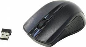 Мышь OKLICK 485MW оптическая беспроводная USB, черный [mo-353]