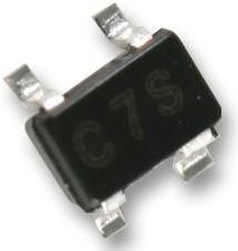 MAX6805US29D3+T, Схема контроля микропроцессора, 1В-5.5В питание, выход сброса с активным низким, с открытым стоком