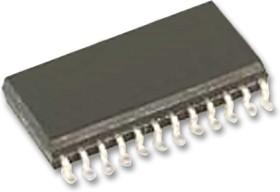 Фото 1/2 MAX528CWG+, ЦАП, прецизионный, 8 бит, SPI, 10.8В до 16.5В, WSOIC, 24 вывод(-ов)