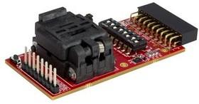 Фото 1/3 AT88CKSCKTUDFN-XPRO, Расширительный комплект, устройства криптоаутентификации, UDFN-8, I2C, SPI, 1-проводной, XPRO