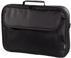 """Сумка для ноутбука HAMA Sportsline Montego 17.3"""" политекс черный [00101087]"""
