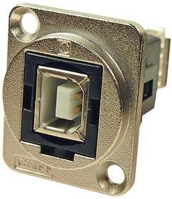 Фото 1/3 CP30207NM, Адаптер USB, Гнездо USB Типа B, Гнездо USB Типа A, USB 2.0, FT Series