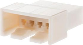 Фото 1/2 29-11-0033, Корпус разъема, Mini-Latch 5240 Series, Штекер, 3 вывод(-ов), 2.5 мм, Molex 5241 Series Contacts