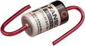 CR14250H/P (1/2AA), Элемент питания литиевый 950 mAh, 14.5х25.2(1шт) 3В