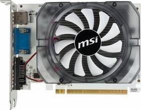 Видеокарта MSI GeForce GT 730, N730-2GD3V2, 2Гб, DDR3, Ret