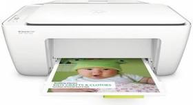 МФУ HP DeskJet 2130, A4, цветной, струйный, белый [k7n77c]