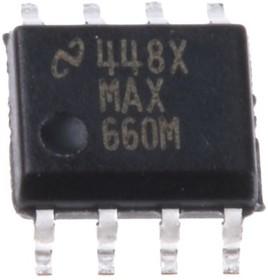 MAX660M, Преобразователь напряжения на переключательных конденсаторах