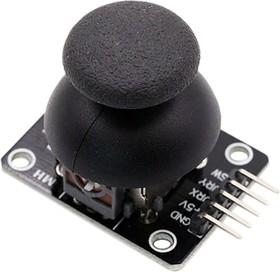 KY-023, модуль джойстика для Arduino