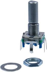EC11-switch, энкодер инкрементальный с выключателем