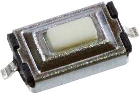 KFC-003A, кнопка тактовая SMD 2 конт. h2.5мм 12В/50мА