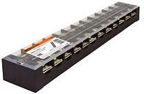 SQ0531-0012, ТВ-2512, блок зажимов, 12 пар 25А на провод 2.5 кв.мм