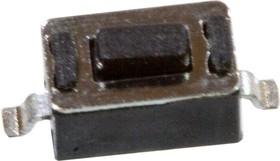 KFC-003D-H, кнопка тактовая SMD 2 конт. h4.3/5мм 12В/50мА