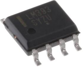 LM393DG, Comparator Dual ±18V/36V 8-Pin SOIC N Tube