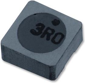 Фото 1/2 744062002, Силовой Индуктор (SMD), 2.2 мкГн, 3.4 А, Экранированный, 2.7 А, Серия WE-TPC, 6.8мм x 6.8мм x 2.3мм