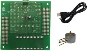 LV8716QAGEVK, Evaluation Board, LV8716QA Motor Driver, Three Phase BLDC Motors, Stepper Motors