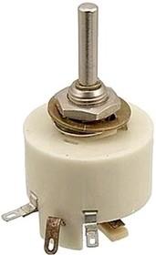 Фото 1/2 ППБ-2А 680 Ом, Резистор переменный