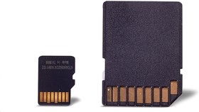 MicroSD 8GB for Raspberry Pi, Карта памяти 8 ГБ, 10-го класса скорости с предустоновленной ОС Raspbian