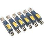 Фото 3/3 MS2-KIT, Тестер кабельный MicroScanner2 для работы с витой парой, телефонным и коаксиальным кабелем