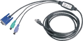 PS2IAC-15, Кабель Avocent 15 PS/2 integrated access cable