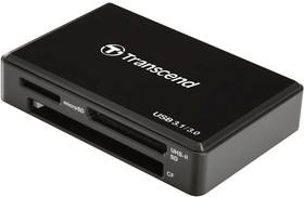 TS-RDC8K, All in1 Multi Card Reader, Black