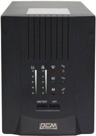 SPT-3000, SMART KING PRO+, Line-Interactive, 3000VA / 2100W, Tower, IEC, Serial+USB, SmartSlot