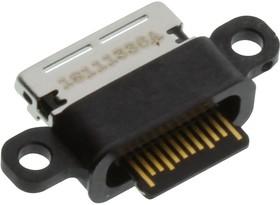 124019322112A, USB CONN, 3.1 TYPE C, RCPT, 24POS, SMT
