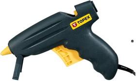 42E521, Пистолет клеевой электрический, 11 мм, 200 Вт