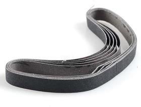 28579, Лента шлифовальная для BS/E, карб. кремния, зерн. 180, 5 шт.